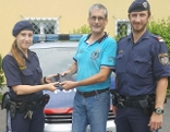 EDV-Techniker ortet gestohlenes Handy mit Handypeilung