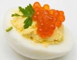 Ei mit Kaviar
