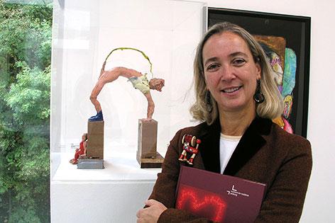 Agnes Husslein in Salzburg