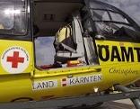 Hubschrauber ÖAMTC Rotes Kreuz