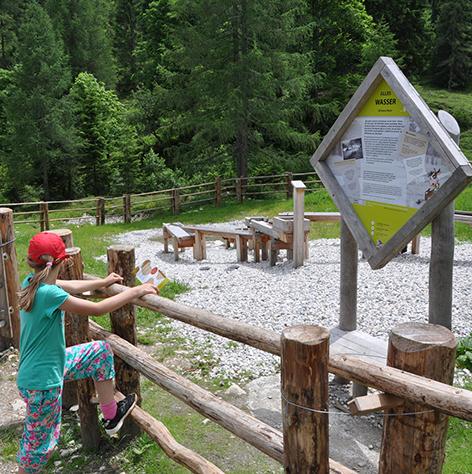 Palfenhütte Unterntauern