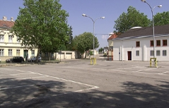 Ehemaliger Zielpunkt-Parkplatz in Perchtoldsdorf