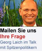 Georg Laich moderiert die Sommergespräche