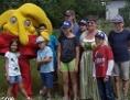 Kinder aus slowakischen Kinderheimen machen Ferien bei Renate Eder