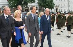 Eröffnung der Salzburger Festspiele 2016