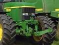 žatva kombajn traktor