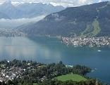Zeller See mit Zell am See (Pinzgau)