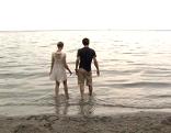 Elisabeth Baldauf und David Obernosterer Päechen See