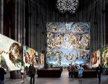 Michelangelo Ausstellung Votivkirche