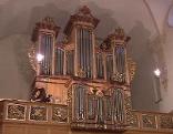 Bergöntzli Orgel