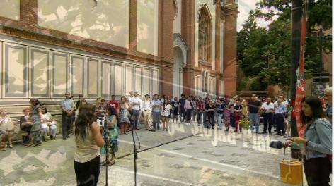 2. August | Gedenkfeier am Ceija Stojka Platz