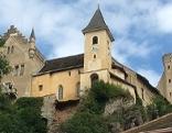 Abbruch unter Schloss Eberstein