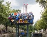 Skulptur Lendhafen