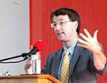 Clemens Sedmak bei der Ökumenischen Sommerakademie in Kremsmünster