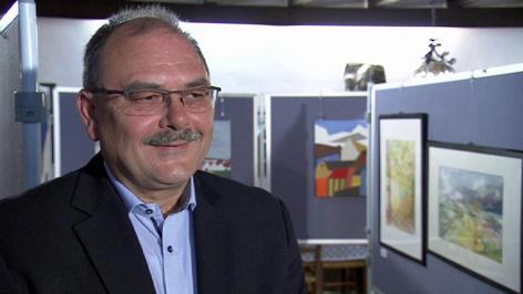 Kristijan Šumić kiritofska izložba Uzlop umjetnički krug