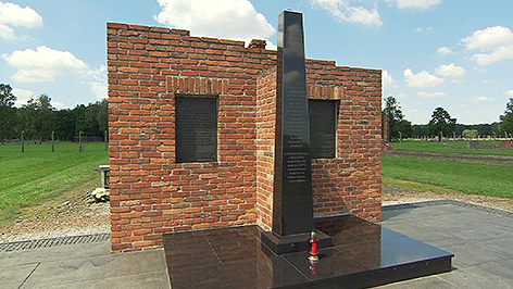 Roma Sinti Gedenkfeier Auschwitz