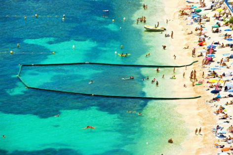 Wundervoller Strand