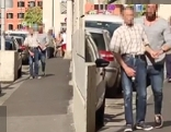 Szene Bedrohung versteckte Kamera Innsbruck