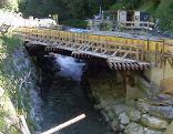 Probleme Bau Litz-Brücke