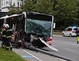Bus Unfall Wiener Linien