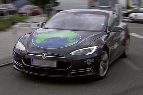 Tesla Elektroauto