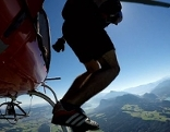 Fallschirm-Weltcup Thalgau
