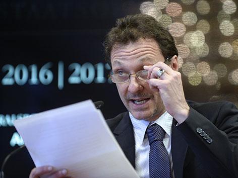 Staatsballett-Direktor Manuel Legris