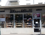 Geschäft nach Raubüberfall in Baden