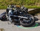 Drei Verletzte bei Motorradunfall in Söll