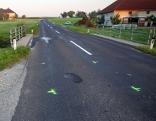 Tödlicher Unfall bei Grieskirchen