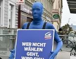 Wahlplakat Leopoldstadt