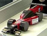 Mini Formel 1 Auto der HTL Steyr
