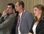 Junge Burgenländer beim Forum Alpbach
