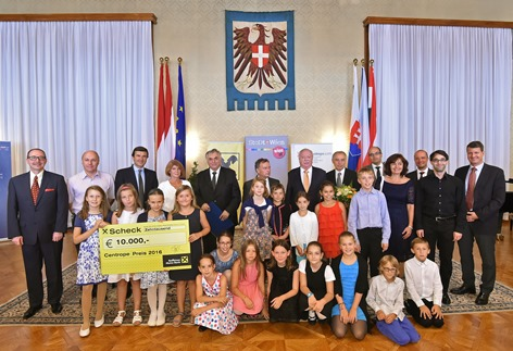 Centrope Preis 2016