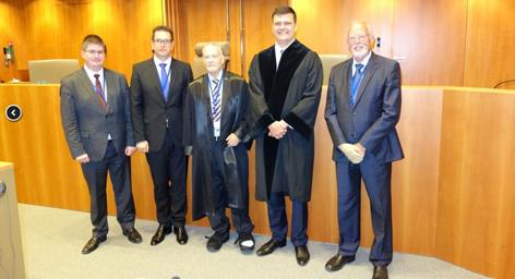 Federal Union of European nationalities FUEN zastupniki u Luksemburgu