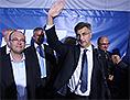 HDZ Hrvaška parlamentarne volitve Plenkovič