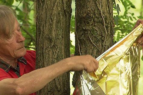 SSC Kunst im Wald Lupanica Gerhard Leeb