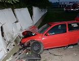Verkehrsunfall Hornstein