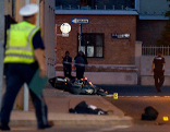 Polizist Unfall