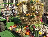 Erntedankfest in Wien