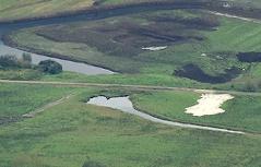 Bleistätter Moor Wiederbelebung Naturschutzprojekt Fertigstellugn