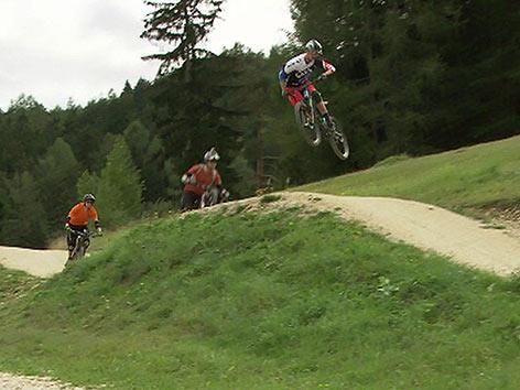 Petzen Geopark Karawanken Mountainbike