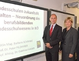 Peter Filzmaier,  Barbara Schwarz, Gottfried Haber
