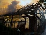 Brand Wirtschaftsgebäude Globasnitz Vollbrand