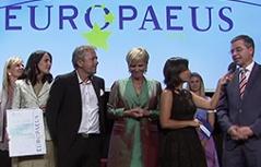 Europaeus nagrada Servus Srečno Ciao ORF