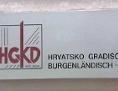 HGKD tabla Hrvatsko gradišćansko kulturno društvo u Beču