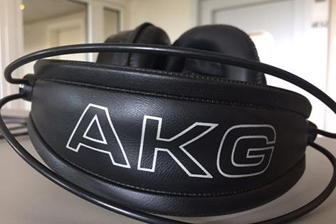 AKG-Kopfhörer