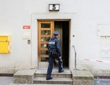 Tatort in der Laxenburger Straße