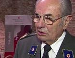 Willi Sauer Präsident Rotes Kreuz