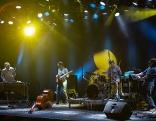 Hi5 auf der Bühne